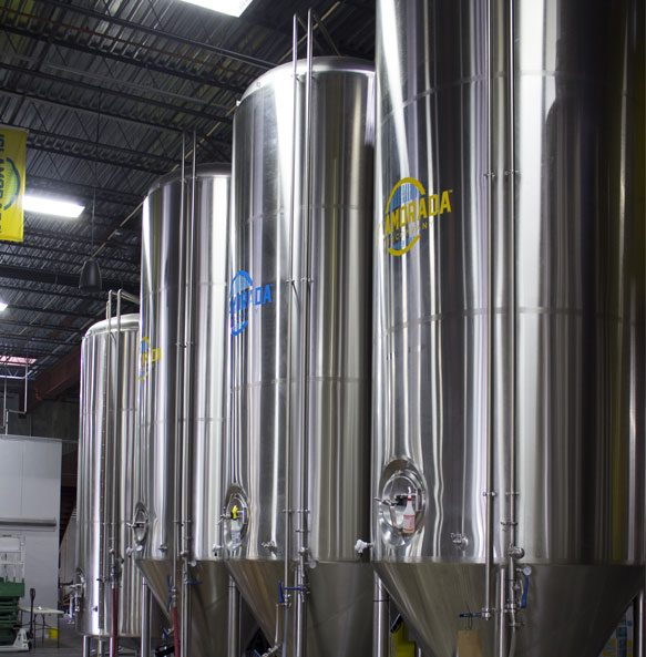 Islamorada Beverages offers a full range of contracting brewery services