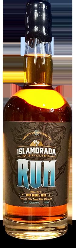 Islamorada Distilling Rum